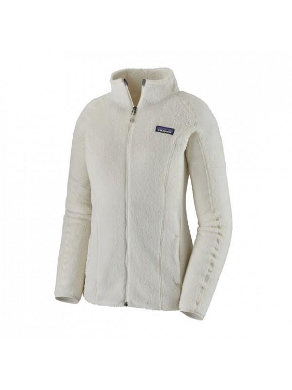 Patagonia Women's R2® Fleece Jacket : Birch White