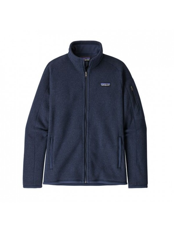 Patagonia Women's Better Sweater Fleece Jacket : New Navy