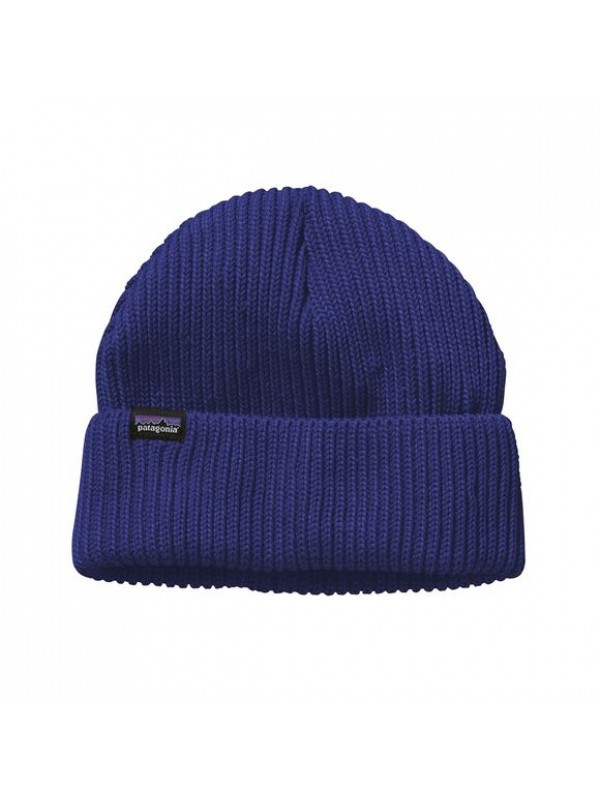 Patagonia Fisherman's Rolled Beanie : Cobalt Blue