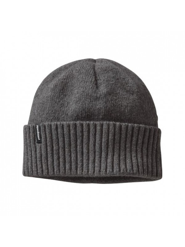 Patagonia Brodeo Beanie : Feather Grey