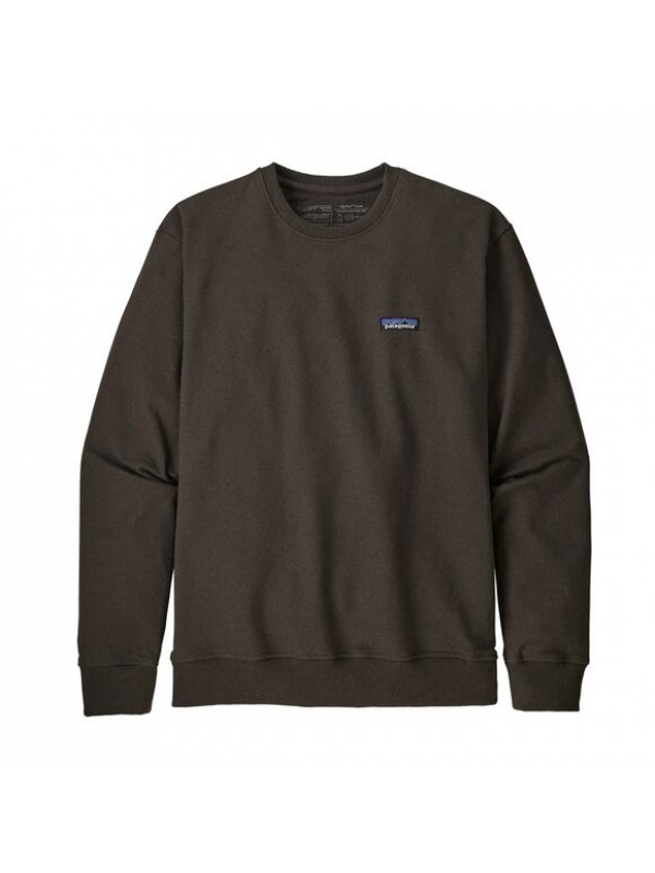 Patagonia  P-6 Label Uprisal Crew Sweatshirt : Logwood Brown