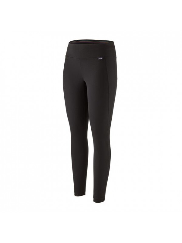 Patagonia Women's Capilene Midweight Bottoms : Black