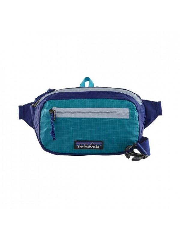 Patagonia Ultralight Black Hole® Mini Hip Pack 1L : Cobalt Blue