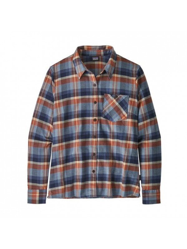 Patagonia Heywood Flannel Shirt  Basket: New Navy