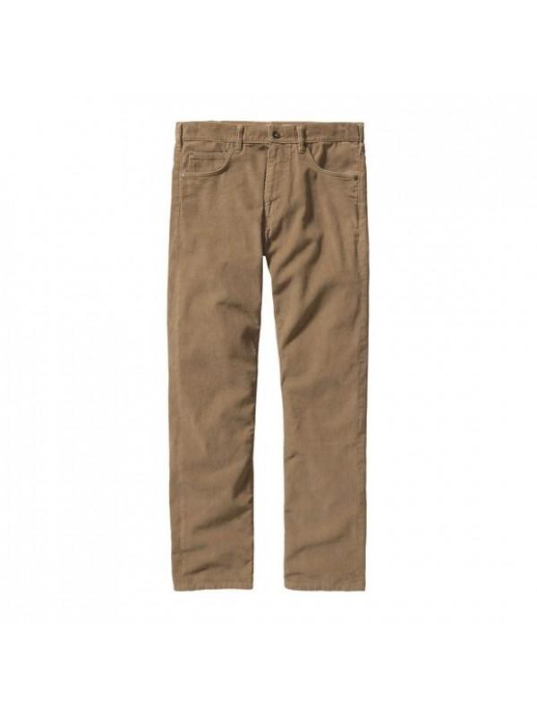 Patagonia Men's Straight Fit Cords : Mojave Khaki