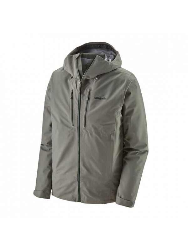 Patagonia Men's GORE-TEX Triolet Waterproof Jacket : Cave Grey