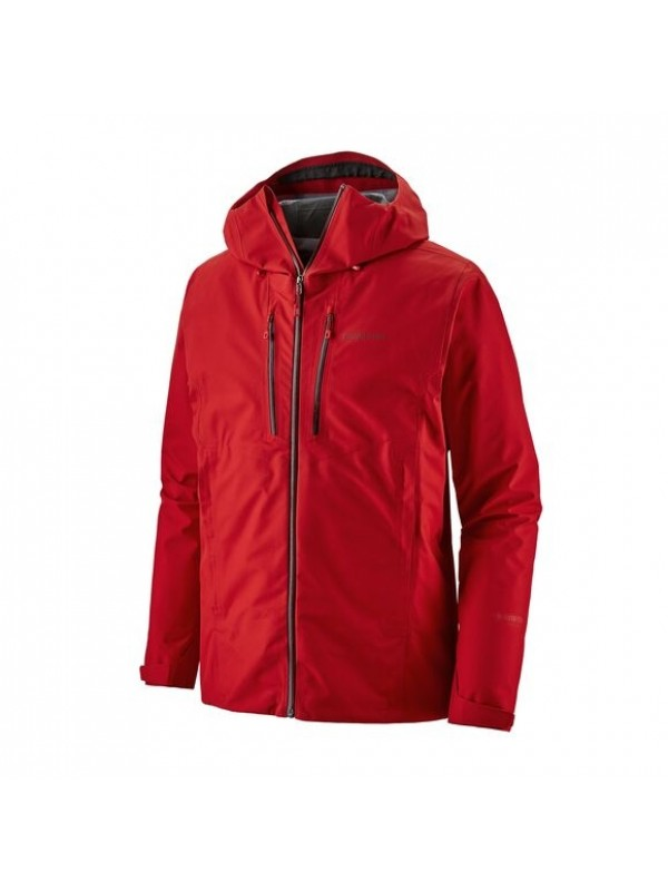 Patagonia Men's Triolet Jacket : Fire