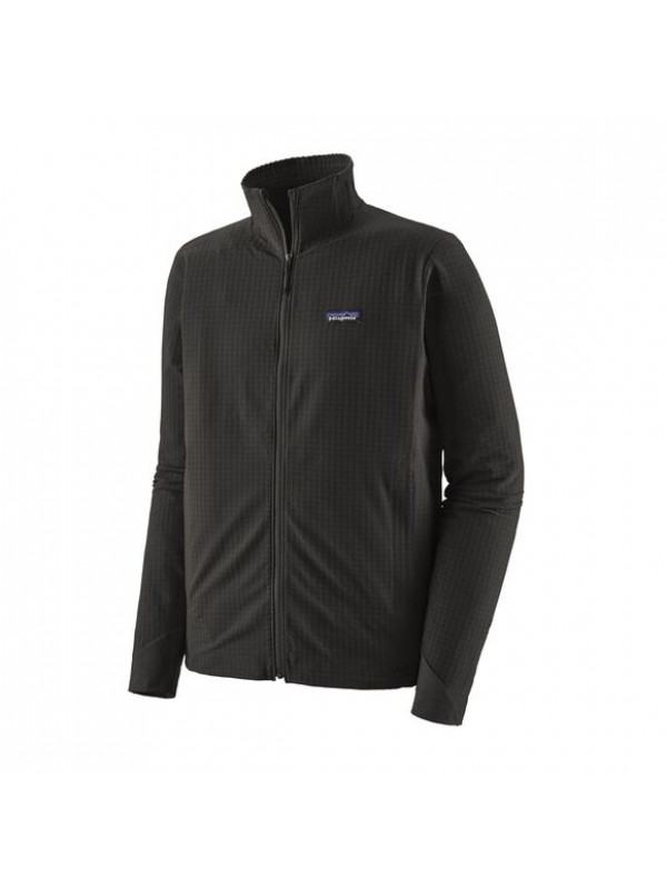 Patagonia Men's R1® TechFace Jacket : Black
