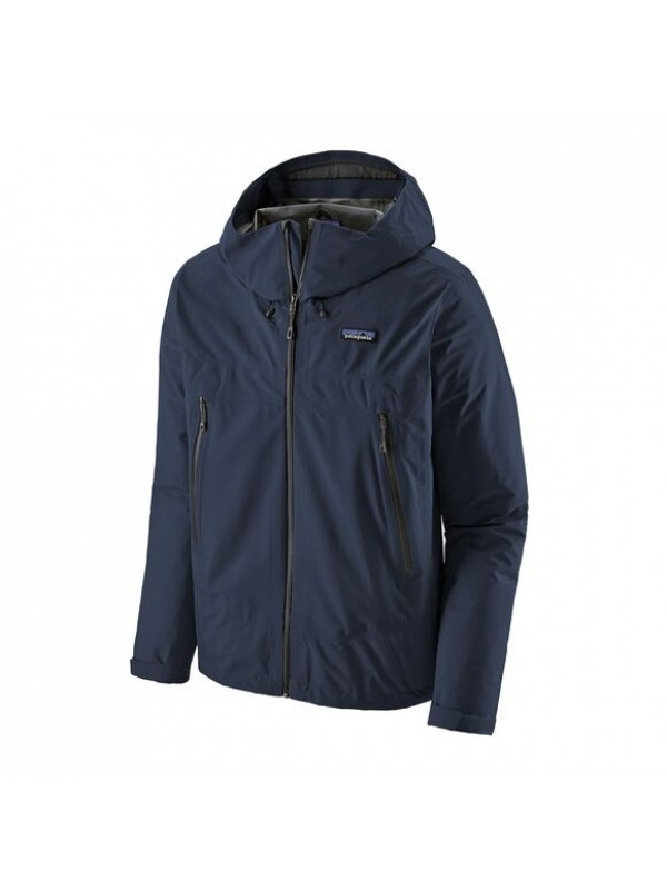 Patagonia Men's Cloud Ridge Jacket : Navy Blue