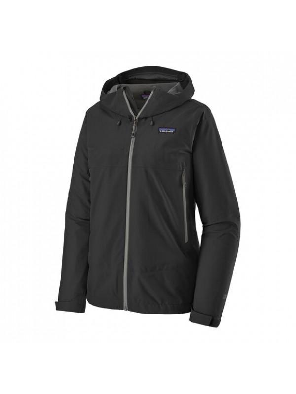 Patagonia Women's Cloud Ridge Jacket : Black
