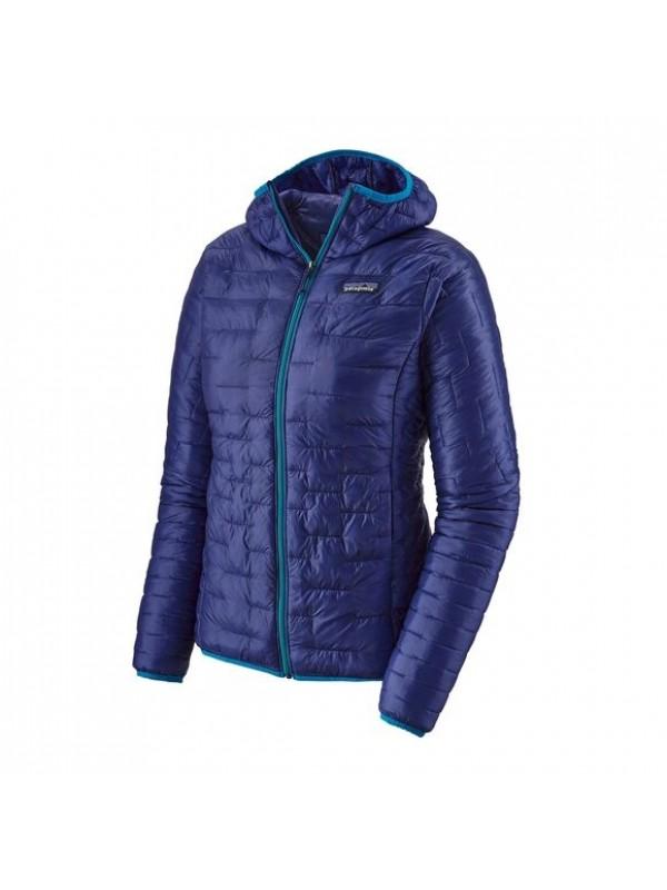 Patagonia Women's Micro Puff Hoody : Cobalt Blue