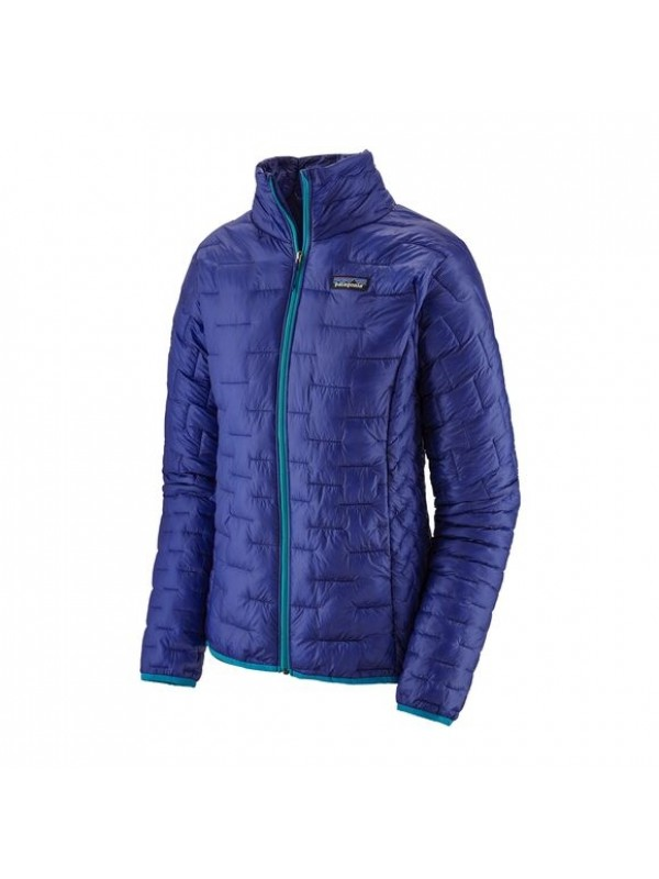 Patagonia Women's Micro Puff® Jacket : Cobolt Blue