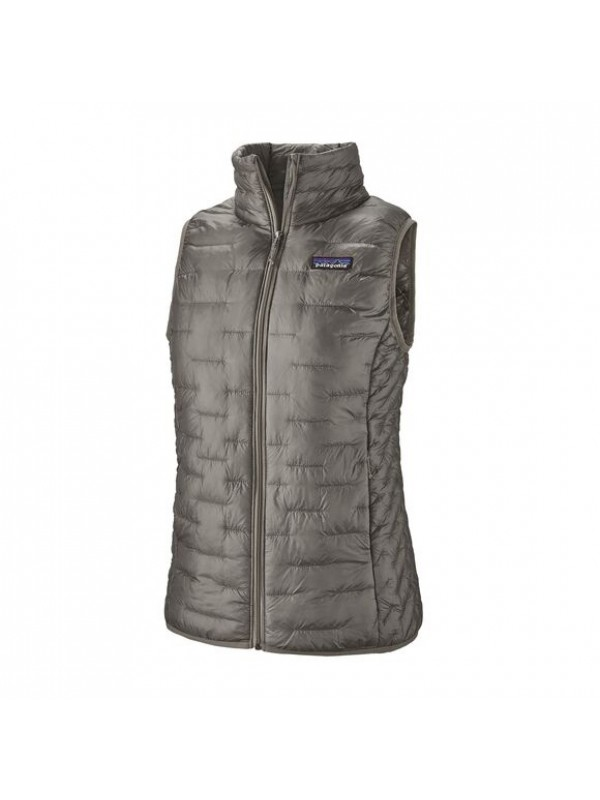 Patagonia Women's Micro Puff Vest : Feather Grey