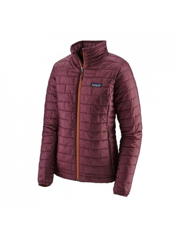 Patagonia Women's Nano Puff® Jacket: Light Balsamic