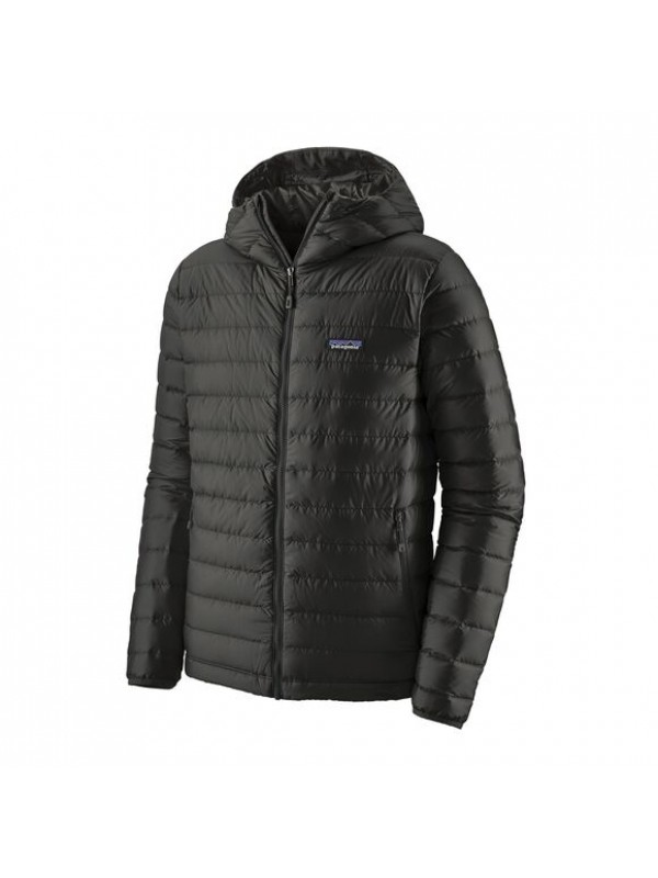 Patagonia Down Sweater Hoody : Black