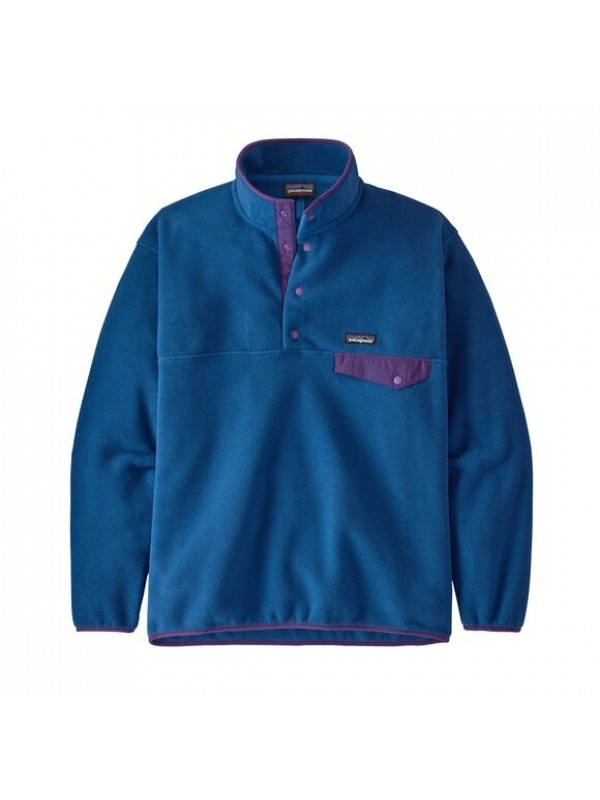 Patagonia Synchilla® Snap-T Fleece Pullover : Superior Blue