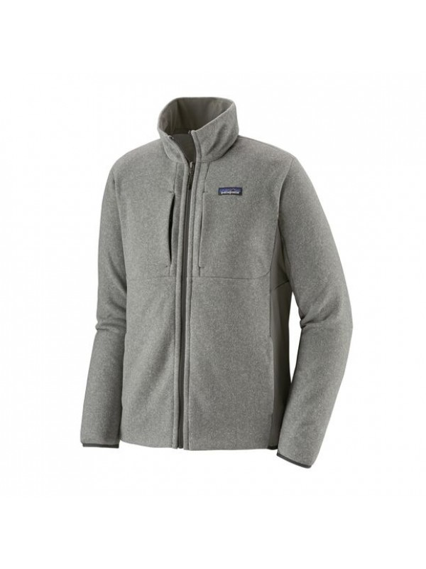 Patagonia Mens Lightweight Better Sweate Fleece Jacket : Feather Grey