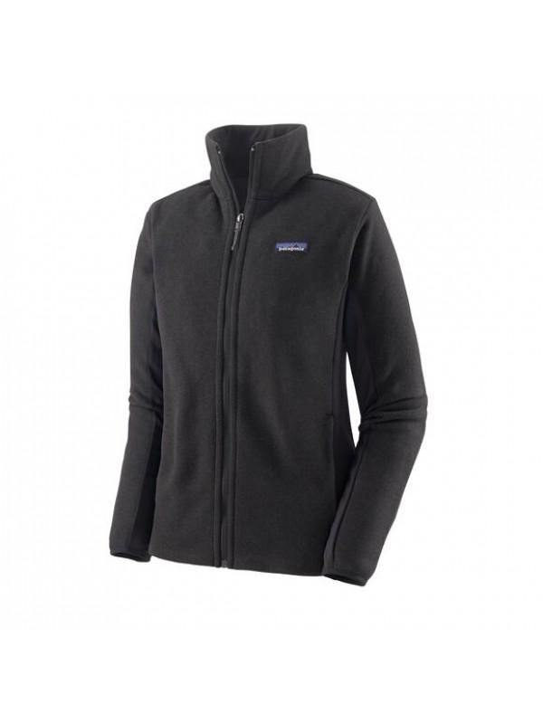 Patagonia Women's Lightweight Better Sweater Fleece Jacket: Black