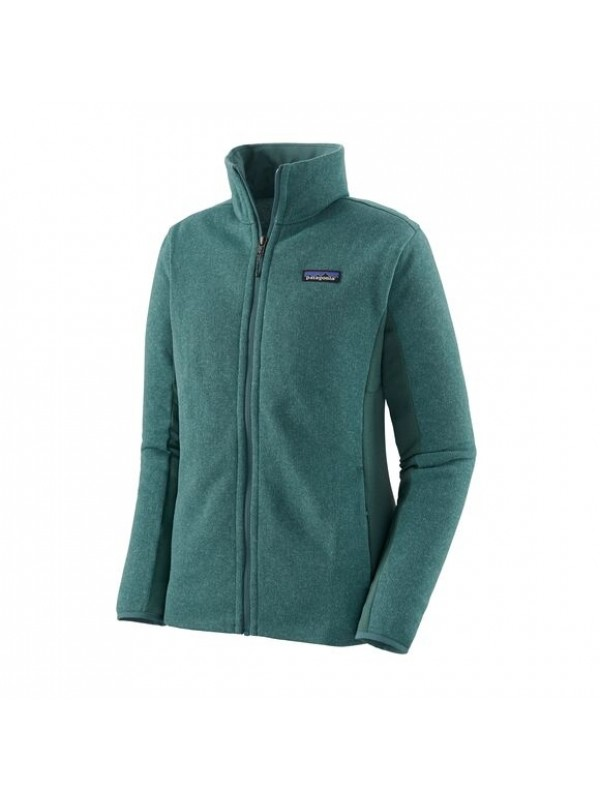 Patagonia Patagonia Women's Lightweight Better Sweater Fleece Jacket: Regent Green