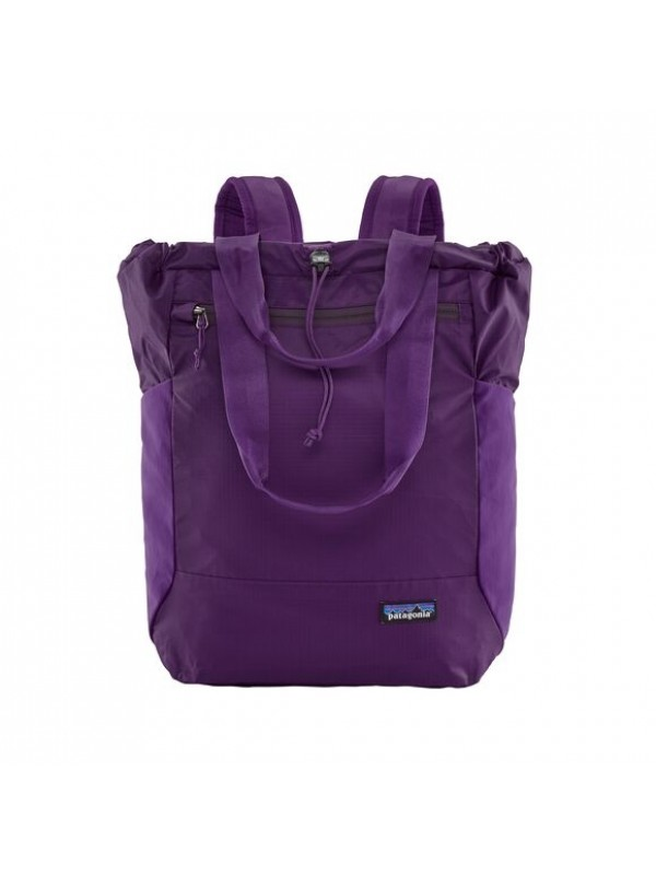Patagonia Ultralight Black Hole® Tote Pack 27L : Purple