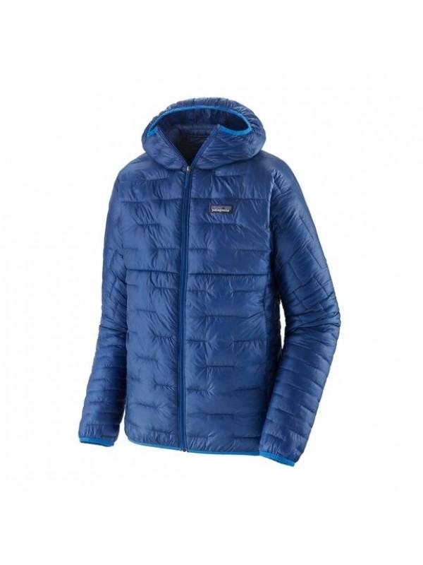 Patagonia Mens Micro Puff Hoody : Superior Blue