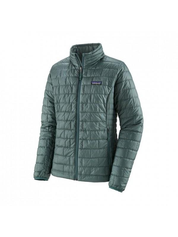 Patagonia Women's Nano Puff® Jacket : Regent Green