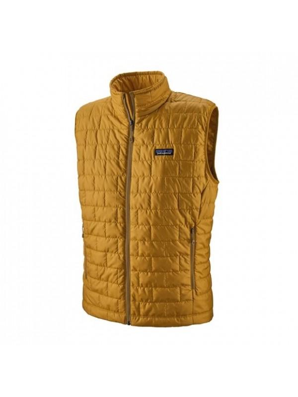 Patagonia Nano Puff Vest : Buckwheat Gold
