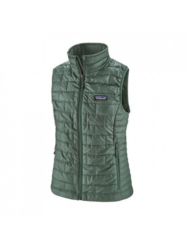 Patagonia Women's Nano Puff Vest: Regent Green
