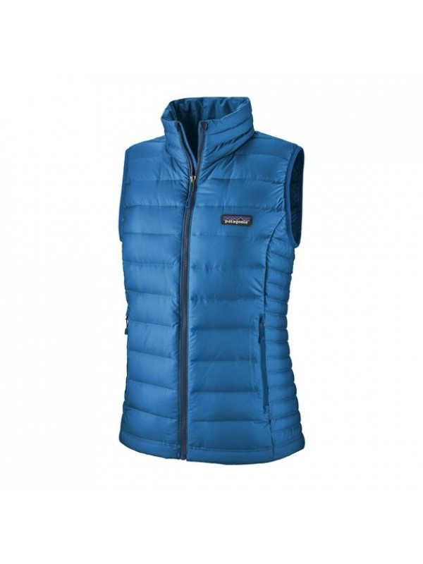 Patagonia Women's Down Sweater Vest : Alpine Blue
