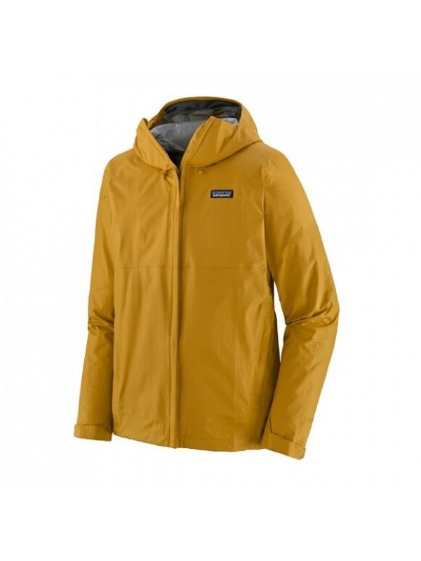 Patagonia Men's Torrentshell 3L Jacket : Buckwheat Gold