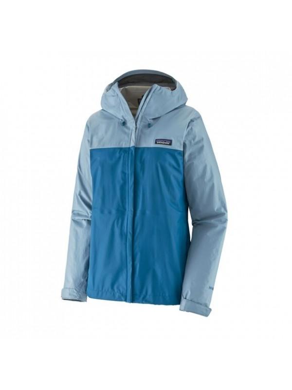 Patagonia Women's Torrentshell 3L Waterproof Jacket : Berlin Blue