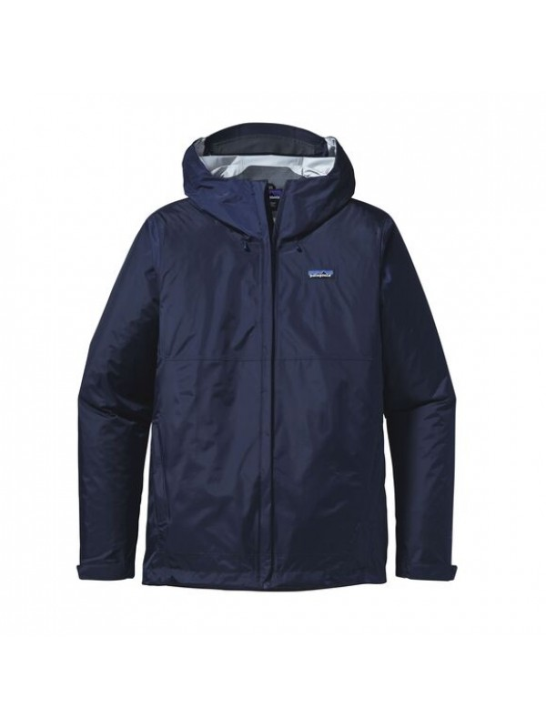 Patagonia Mens Torrentshell Jacket : Navy Blue w/Navy Blue