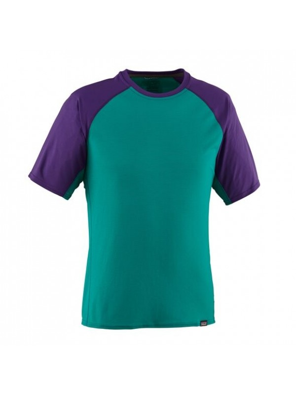 Patagonia Men's Capilene Lightweight T-Shirt : True Teal