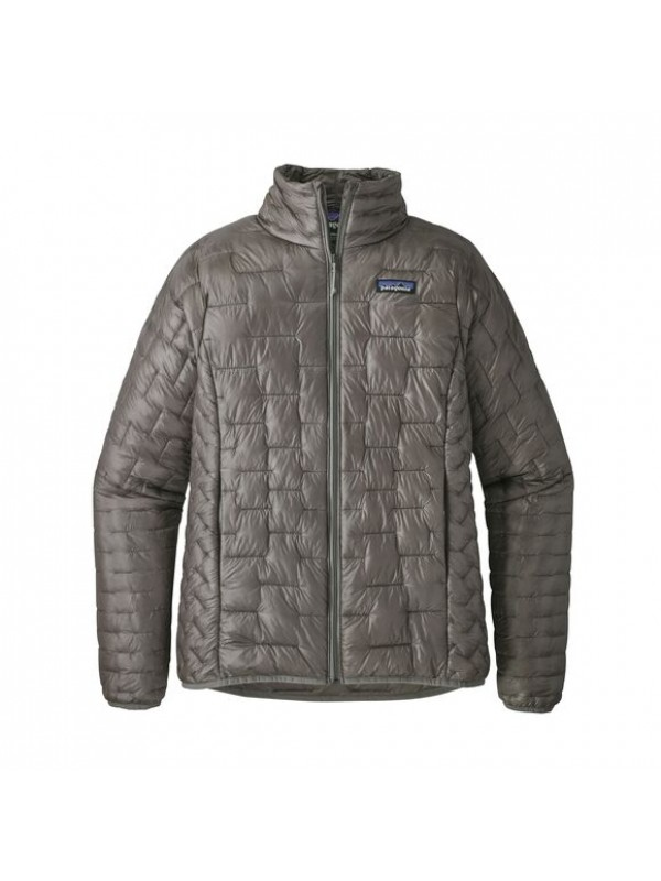 Patagonia Women's Micro Puff® Jacket : Feather Grey