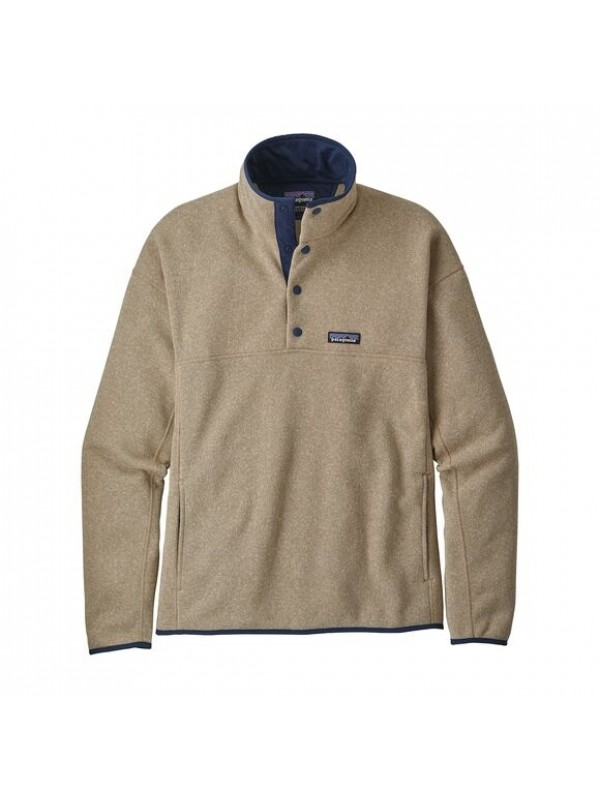 Patagonia Men's  Better Sweater™ Marsupial Fleece Pullover : El Cap Khaki