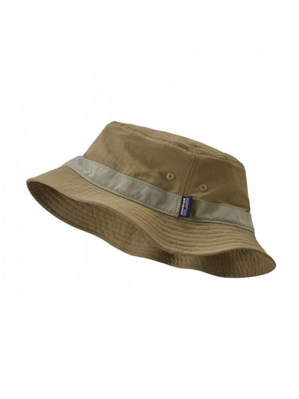 Patagonia Wavefarer Bucket Hat : Ash Tan