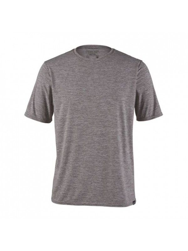 Patagonia Men's Capilene Cool Daily Shirt : Feather Grey