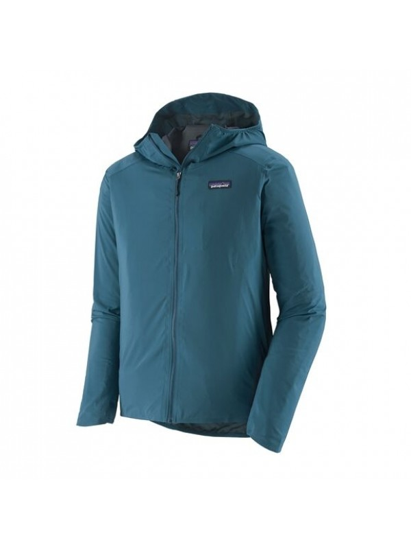 Patagonia Men's Dirt Roamer Jacket : Crater Blue