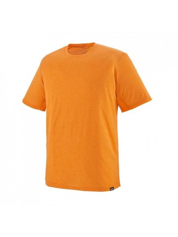 Patagonia Men's Capilene® Cool Trail Shirt : Mango