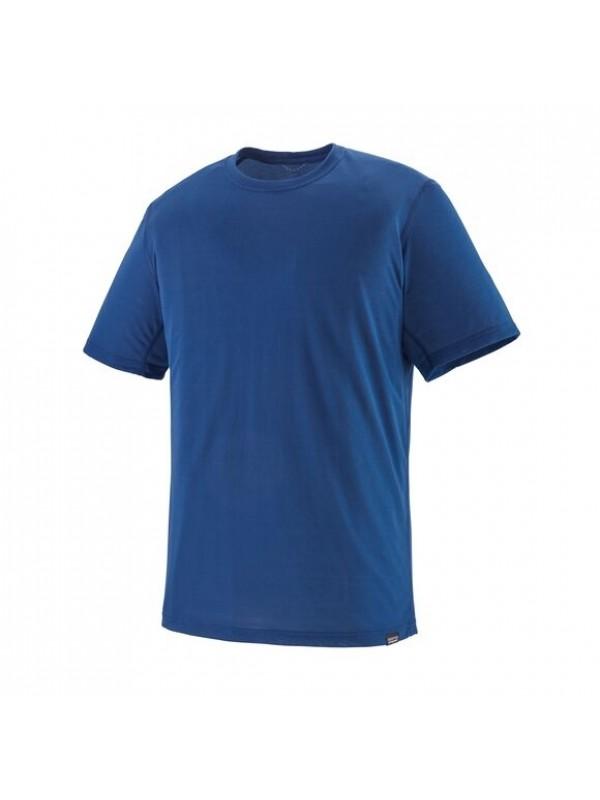 Patagonia Men's Capilene® Cool Trail Shirt : Superior Blue