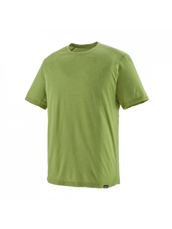 Patagonia Men's Capilene® Cool Trail Shirt : Supply Green