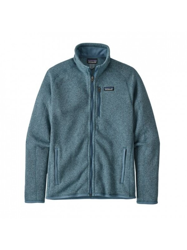Patagonia Men's Better Sweater Fleece Jacket : Pigeon Blue