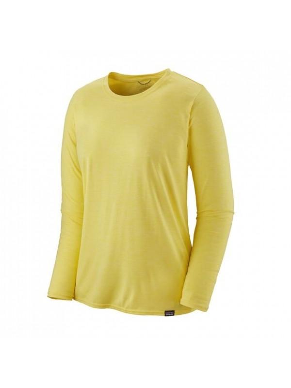 Patagonia Women's Long-Sleeved Capilene Cool Daily Shirt : Pineapple