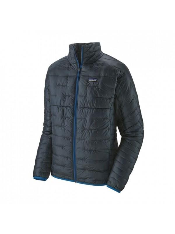 Patagonia Men's Micro Puff Jacket : Smoulder Blue