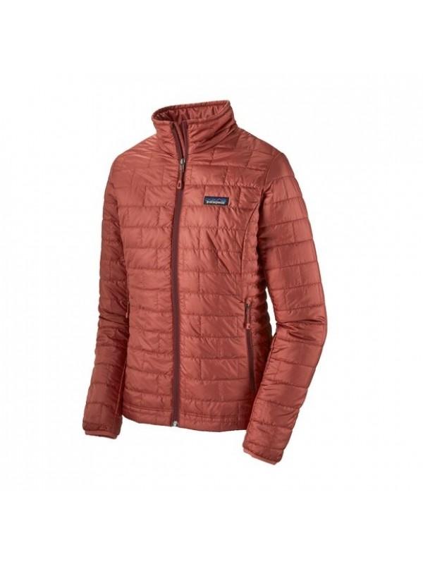 Patagonia Women's Nano Puff® Jacket : Spanish Red