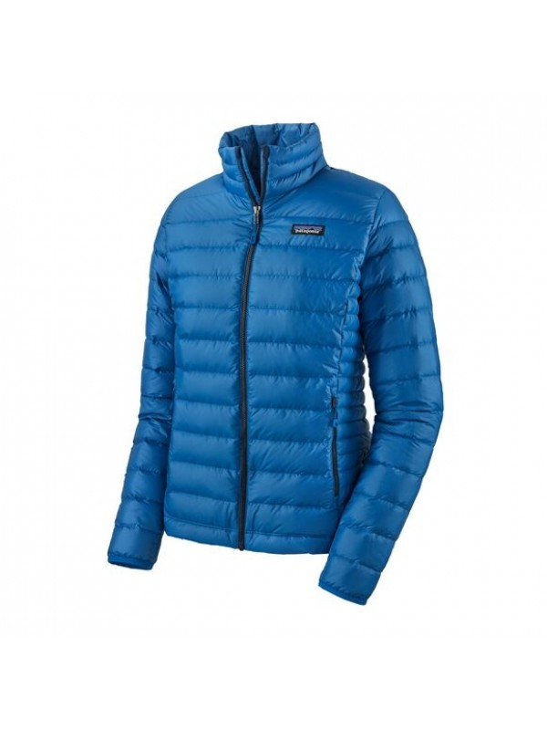 Patagonia Women's Down Sweater : Alpine Blue