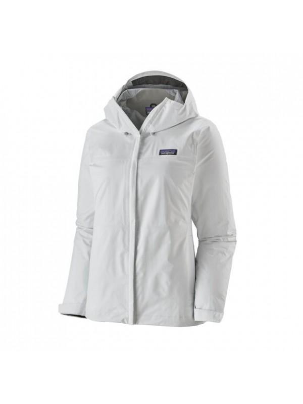 Patagonia Women's Torrentshell 3L Jacket : Birch White