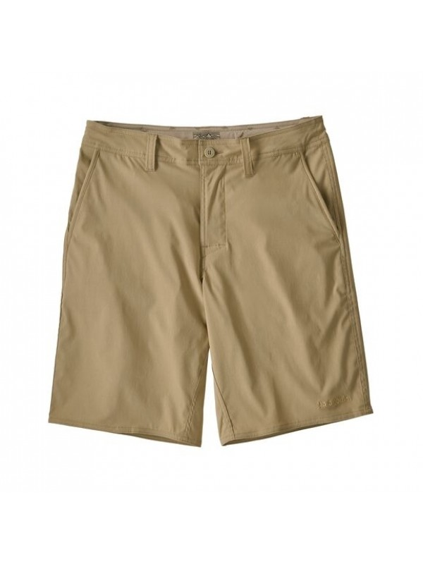 "Patagonia Mens Stretch Wavefarer Walk Shorts - 20"" : Classic Tan"