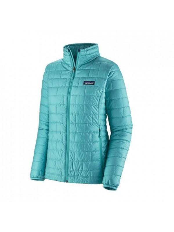 Patagonia Women's Nano Puff® Jacket : Iggy Blue