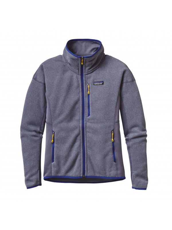 Patagonia Women's Performance Better Sweater Jacket: Lupine